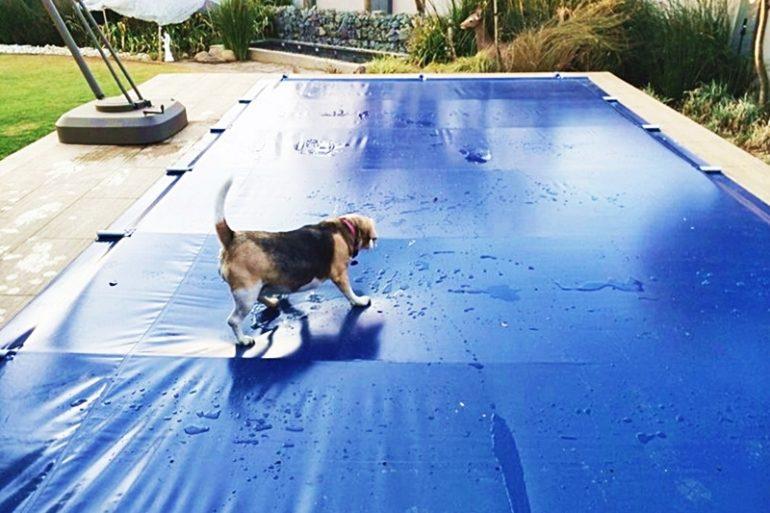 Cubiertas protectoras de piscina a medida | Garantía de calidad INNOVA TOLDO