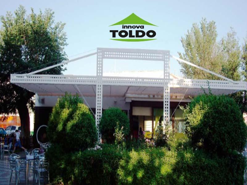 TOLDOS ALUMINIO CON CERCHAS 2