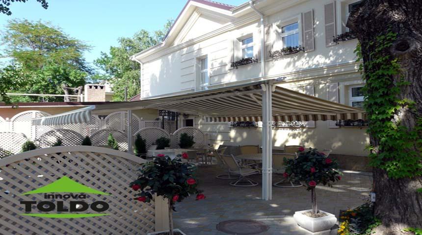 duplex porche