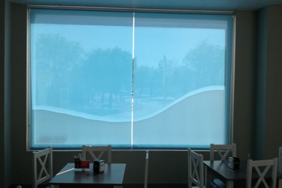 CORTINAS ENROLLABLES SOLAR SCREEN