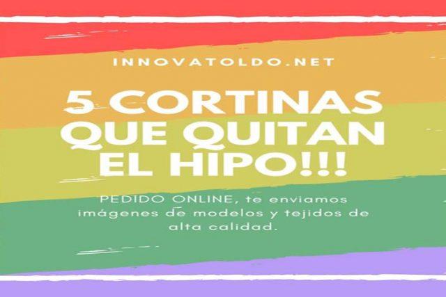 5 CORTINAS QUE QUITARAN EL HIPO EN 2020.