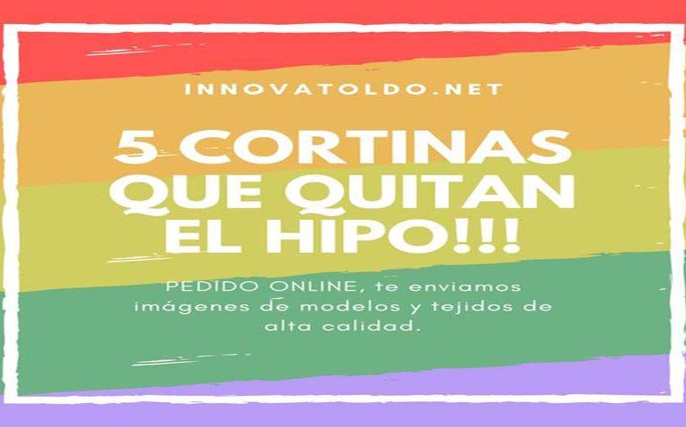 5 CORTINAS 2020