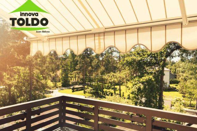 Toldos retractiles para terrazas y jardin – Ventajas Innova Toldo